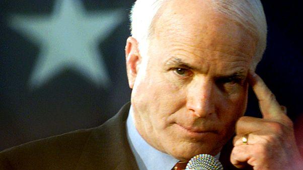 McCain: Héroe de guerra, candidato presidencial y senador rebelde