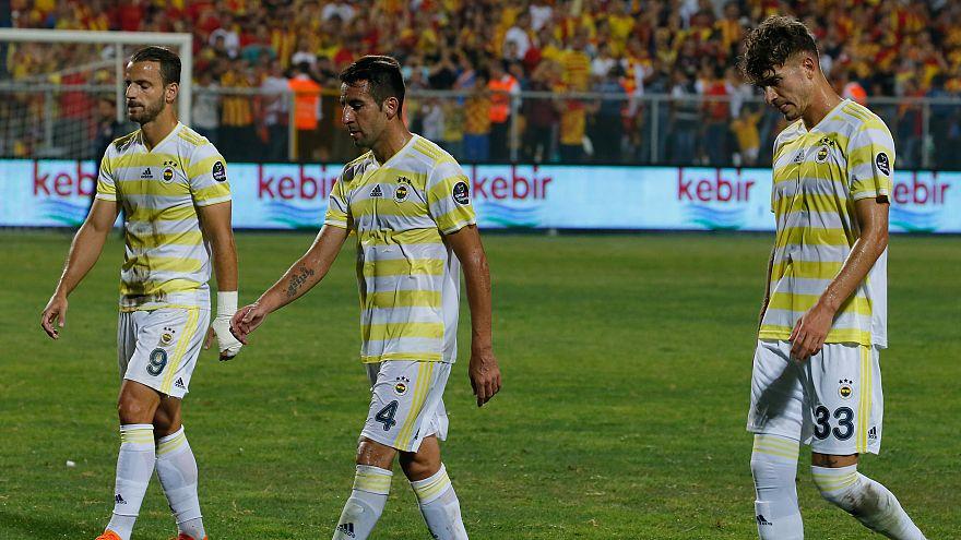 Fenerbahçe deplasmanda kayıp: 2 maç 2 mağlubiyet