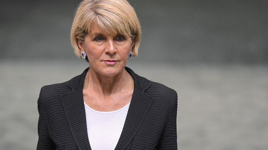 Avustralya'da kabine açıklanırken Dışişleri Bakanı istifa etti