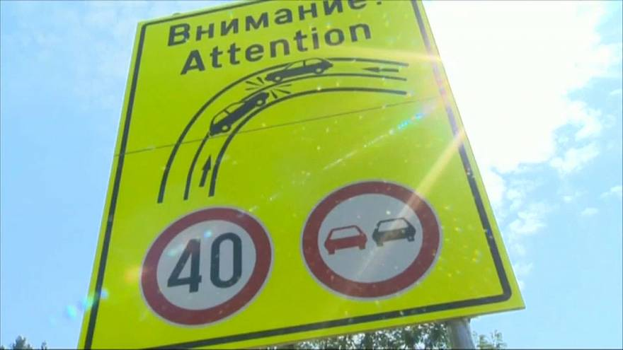 ДТП в Болгарии: автобус с туристами упал с обрыва