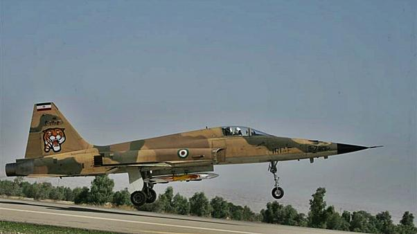 سانحه هوایی جنگنده اف-۵ در دزفول به کشته شدن خلبان مربی انجامید