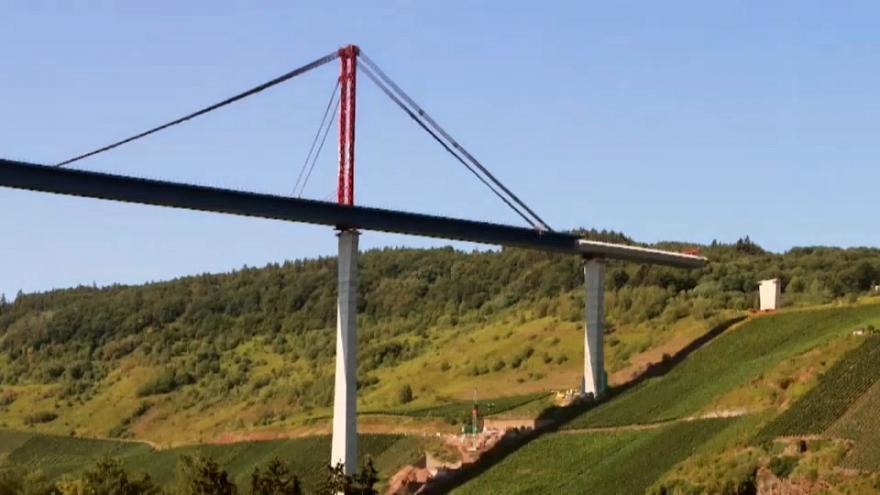 Germany: controversial large bridge ready by 2019