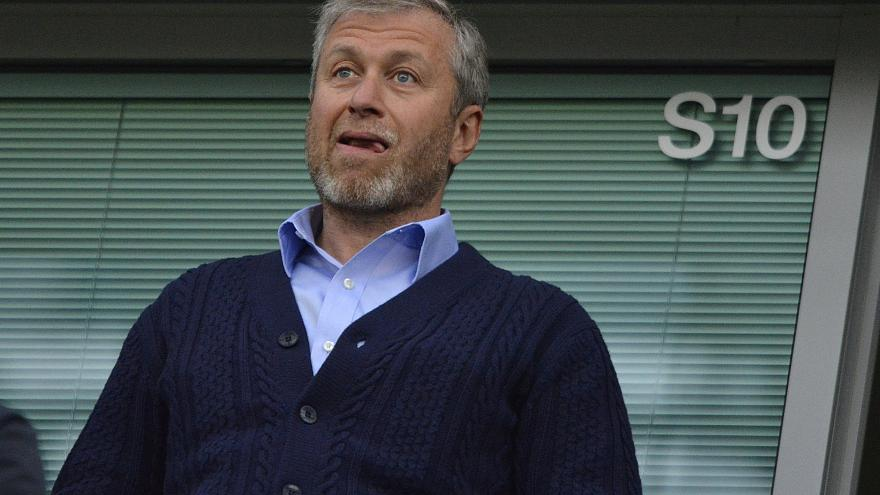 "Абрамович продаёт ""Челси""?"