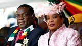 """منانغاغوا """"التمساح"""" يؤدي اليمين الدستوري رئيسا لزيمبابوي"""