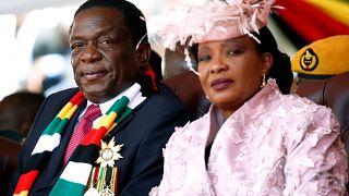 Mnangagwa jura su cargo como presidente de Zimbabue con un llamamiento a la unidad