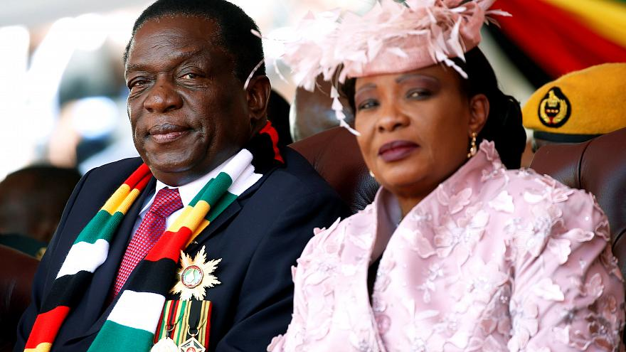 Mnangagwa urges Zimbabwe to unite behind his presidency