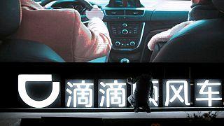 Kadın yolcu cinayeti Çin'in 'Uber'ini kapattırdı