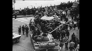Primavera di Praga: 50 anni fa la manifestazione dei sette a Mosca