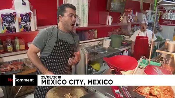 Μεξικό: Όπερα στη λαϊκή αγορά