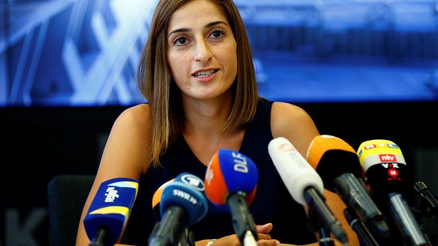 Ελεύθερη Γερμανίδα δημοσιογράφος - Εγκατέλειψε την Τουρκία