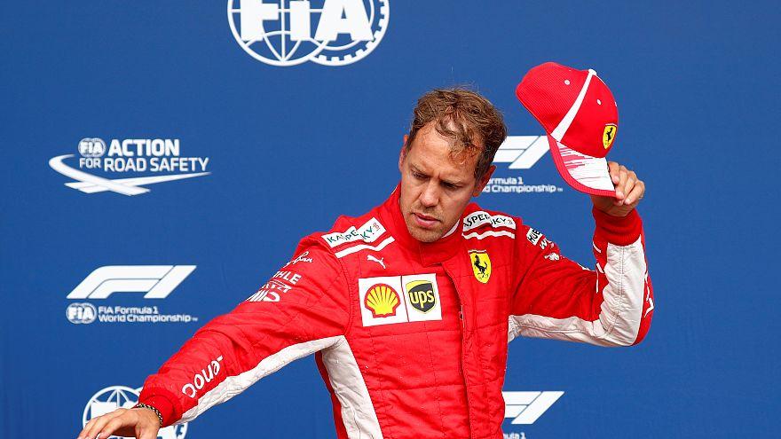 Sebastian Vettel gewinnt Großen Preis von Belgien: Erster Ferrari-Sieg in Spa seit 9 Jahren
