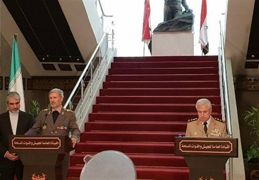 عکس: پایگاه اطلاعرسانی وزارت دفاع ایران