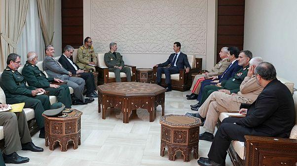 وزیر دفاع ایران: ما در سوریه میمانیم، آمریکا باید برود