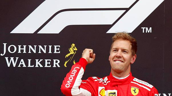 Formula 1: Θρίμαβος για Φέτελ και Ferrari στο Βέλγιο