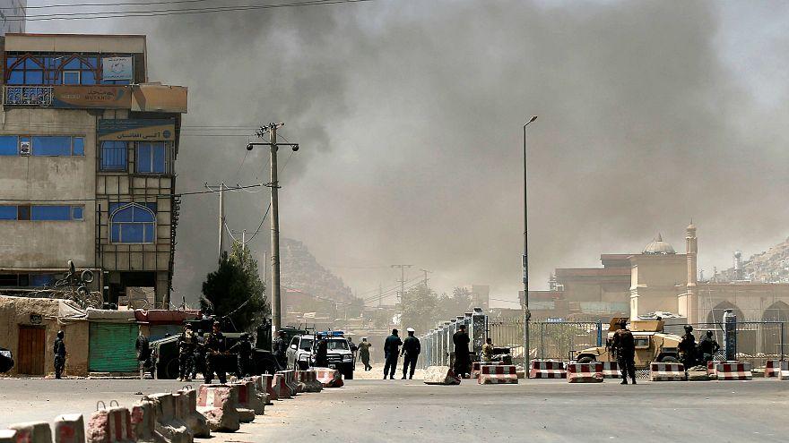 مقتل زعيم تنظيم الدولة الإسلامية في أفغانستان و10 آخرين في عملية جوية وبرية