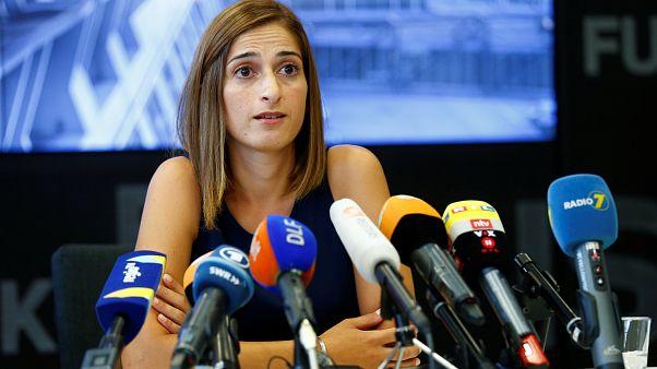 """Alman vatandaşı gazeteci Meşale Tolu: """"Mücadeleye devam edeceğim."""""""