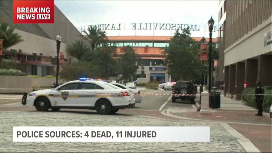 Mitten im Videospiel-Wettbewerb fallen Schüsse: Mindestens 4 Tote in Jacksonville