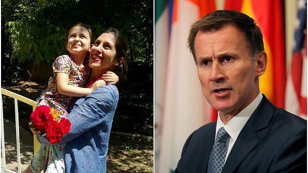 Jornalista britânica continua presa no Irão