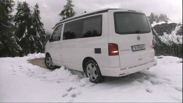 L'estate sta finendo? Neve a Cortina, bora a Trieste
