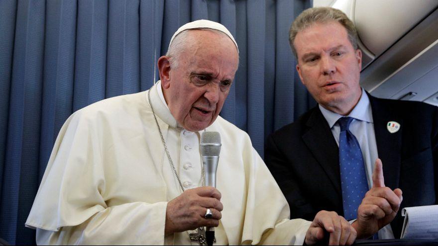 Papa Francisco recusa comentar acusações de Carlo Maria Viganò