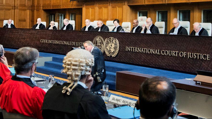 دیوان بینالمللی دادگستری رسیدگی به شکایت ایران از آمریکا را آغاز کرد