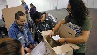 فشل استفتاء محاربة الفساد في كولومبيا بسبب انخفاض أعداد المشاركين