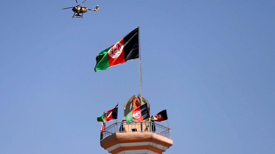 مقتل 6 من عناصر طالبان إثر قصف جوي يشتبه بشرق أفغانستان