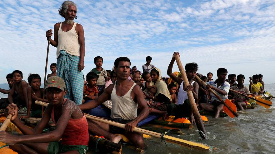 Myanmar's army 'killed Muslim Rohingyas with genocidal intent'