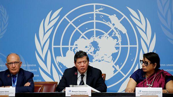 سازمان ملل: فرماندهان ارتش میانمار باید به اتهام کشتار مسلمانان روهینگیا محاکمه شوند