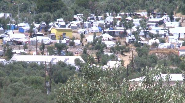"""Lesbo """"soffocata"""" dall'emergenza migranti. Tensioni sull'isola"""