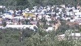 Noch immer 16.000 Flüchtlinge in überfüllten Lagern