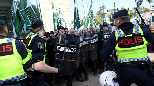 MRN: el grupo neonazi que gana terreno en los países nórdicos