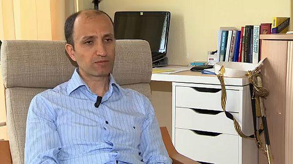 Cafer Topkaya un ancien officier turc auprès de l'Otan