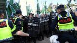 """Cos'è il Movimento di Resistenza Nordica, il gruppo neonazi """"più estremista"""" nel nord Europa"""