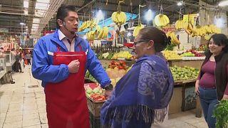 Ouve-se ópera nos mercados do México