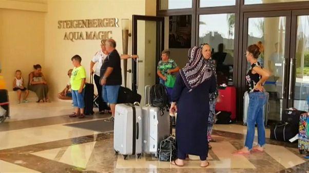 Mısır'da turistler esrarengiz ölümlerin yaşandığı otele geri dönüyor