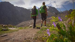 Kazakistan: hiking e mountain bike a Shymbulak e un giro in buggy nella steppa