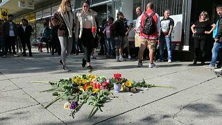 Mobilisation de l'extrême droite à Chemnitz après la mort d'un Allemand