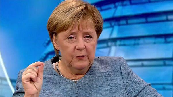 """Ангела Меркель сказала амбициям """"нет"""""""