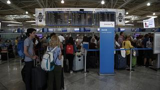 Ελλάδα: Αύξηση 10,1% της κίνησης στα αεροδρόμια
