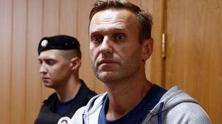 Навального арестовали до конца сентября