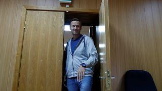 Navalnij megint rács mögött