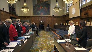 Irão pede ao Tribunal Internacional de Justiça fim das sanções dos EUA