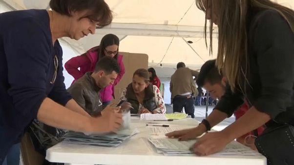 Colombie : dépouillement des votes dans le référendum contre corruption