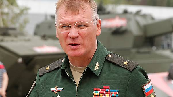 Rusya Savunma Bakanlığı Sözcüsü Konaşenkov: ABD tüm Suriye'yi hedef alacak