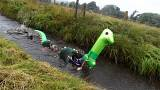Watch: Battling the bogs at World Bog Snorkeling Championships