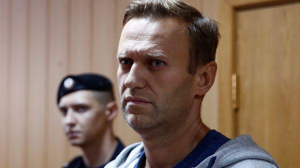 Ρωσία: 30 ημέρες φυλάκιση στον Ναβάλνι