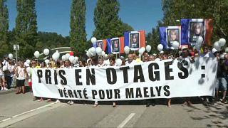 """""""Justiça e Verdade para Maëlys"""", um ano depois"""