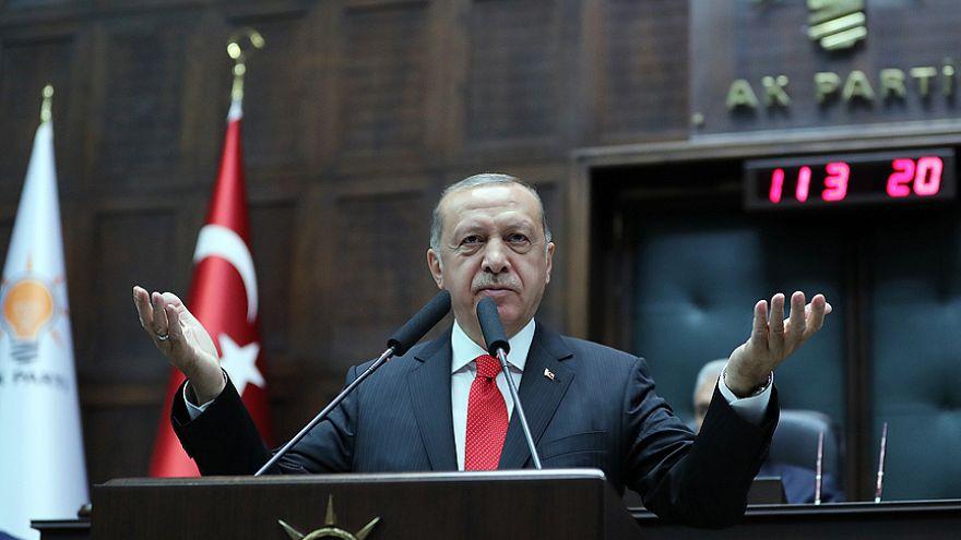 İçişleri Bakanlığı'ndan Erdoğan'ın portresinin asılması için genelge