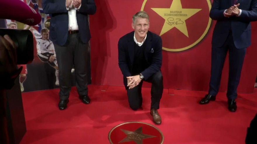 Schweinsteiger a son étoile au Bayern